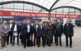 Делегация на Клъстер Подемна техника е на посещение на Световния индустриален панаир в Хановер