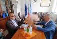 Среща с директора на Института по механика към БАН