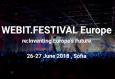Като партньор БТПП информира, че с над 200 фирми-изложители, изложбените площи на Webit.Festival Европа са почти напълно разпродадени!