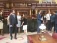 Срещи в Парламента на Испания