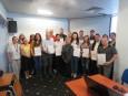 Завърши курсът за квалификация по Обща авария, организиран от Диспашорското бюро при БТПП