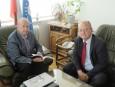 Проф. Тодор Танев проведе среща с председателя на БТПП