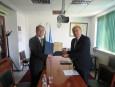 Заместник-председателят на БТПП връчи почетна диплома на съветника към Посолството на Япония в София