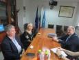 Среща с представител на японо–българска фондация