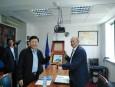 Среща с генералния директор на Китайския център за външна търговия