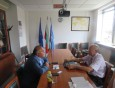 Среща с председателя на Ливано-българския бизнес съвет