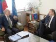 Новоназначеният посланик на Република Косово в БТПП