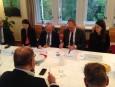 Цветан Симеонов се срещна с представители на Датско-българското бизнес общество