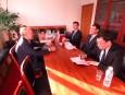 Среща с търговския съветник на Китай в София