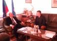 Среща с новоназначения търговски съветник на България в Саудитска Арабия