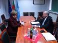 Среща с Меглена Плугчиева – новият посланик в Черна гора