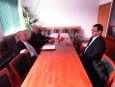 Среща с председателя на Ирано-българската бизнес асоциация