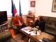 Среща с новоназначения посланик на България в Хърватия