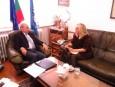 Среща с новоназначения посланик на България в Индия