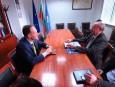 Среща с новоназначения посланик на България в Украйна