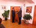 БТПП връчи почетна диплома на търговския съветник на Китайската народна република в България