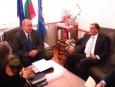 Засилване на икономическото сътрудничество с Палестина