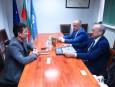 Обсъждане на съвместни инициативи с Посолството на Виетнам в България