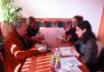 Среща с представители на Върховния комисариат на ООН за бежанците