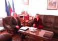 Посланикът на Албания посети БТПП