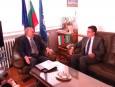 Среща със заместник-ръководителя в Посолството на Кралство Саудитска Арабия