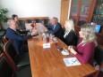 Среща с представители на Асамблеята на народите от страните от Евразия