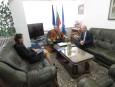 Среща с новоназначения посланик на България в Молдова