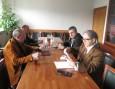 Среща с посланика на Ливан