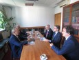 Посещение в БТПП на представители на компании с интерес към българския пазар