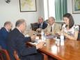 Международната банка за икономическо сътрудничество представя услугите си за бизнеса