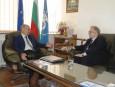Среща с новоназначения български посланик в Индонезия