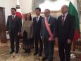 Председателят на БТПП взе участие в церемония за връчване на орден за дипломатически заслуги на български посланик в Сеул