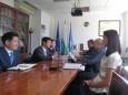 Обсъждане на потенциални области за развитие на сътрудничеството с Република Корея