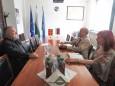 Среща с посланика на Северна Македония Н. Пр. Марян Гьорчев