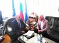 Делегация от Съюза на вносителите и износителите на Иракски Кюрдистан