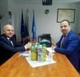 """Обсъждане на потенциално сътрудничество между БТПП и """"Атрадиус"""""""