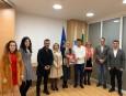 Турска делегация от Трабзон посети български организации, подкрепящи бизнеса
