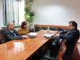 Среща с почетния консул на Бангладеш