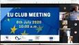 Втората среща на Евроклуба към БТПП за тази година се проведе в онлайн формат