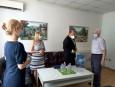 Посланикът на Република Словакия Н.Пр. г-н Мануел Корчек гостува във ВТИК