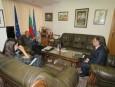 Новоназначеният български посланик в Кувейт на посещение в БТПП