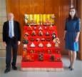 Председателят на БТПП посети Посолството на Япония в София и се срещна с Н.Пр. Хироши Нарахира.