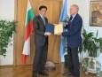 БТПП отличи посланика на Кралство Саудитска Арабия в София