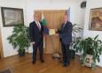 Почетна диплома на БТПП за икономическия съветник в Посолството на Украйна
