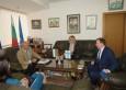 Среща с дипломати от Финландия