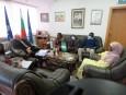 Първа визита в БТПП на новия посланик на Нигерия