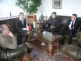 Ръководителят на търговския отдел към посолството на Чехия посети БТПП, 11 януари 2010 г.