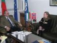 Посланикът на Норвегия посети БТПП