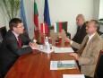 Посланикът на Латвия посети БТПП