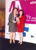 Успешно представяне на българското женско предприемачество